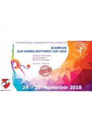Ulm Donau Rhyhtmic Cup 2018 - Photos+Videos