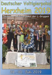 Deutscher Voltigierpokal Herxheim 2019 - HD