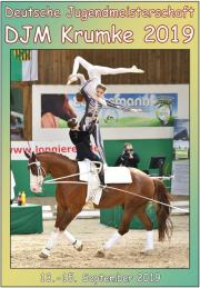 Deutsche Jugendmeisterschaft Voltigieren Krumke 2019 - HD