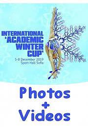 Academic Winter Cup Sofia 2019 - Photos+Videos