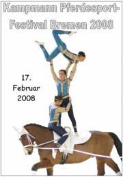 Kampmann Pferdesportfestival Bremen 2008